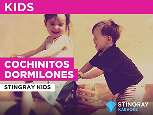 Cochinitos dormilones in the Style of Stingray Kids