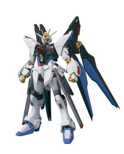 Robot Spirits Gundam Seed Destiny Strike Freedom figurine
