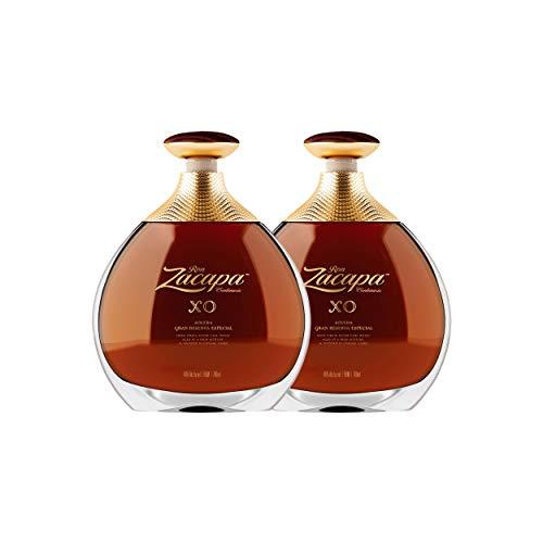Ron Zacapa Centenario XO Solera Gran Reserva Especial Rum, 2er, Guatemala, Alcohol, Bebida alcohólica, Botella, 40%, 700 ml, 712851