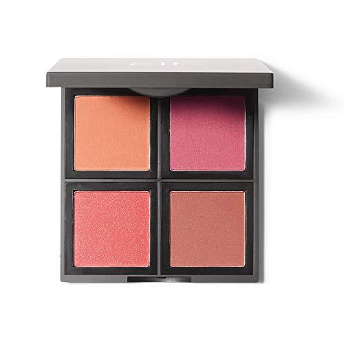 e.l.f. blush palette Dark, 4gram