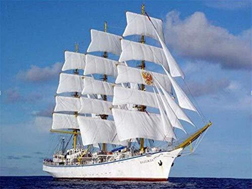 ChuYuszb Puzzle 1000 Stück für Erwachsene Ocean Sailing Freizeit Kinderspielzeug Home Decoration Kunst Geschenke