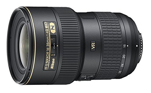 Nikon 16-35mm F4G ED AF-S VR Zoom Nikkor Lens (Certified Refurbished)