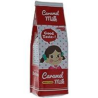PartyErasers novedad Pequeño Rojo Diseño linda de la caja del cartón de leche Lápiz (1 paquete)