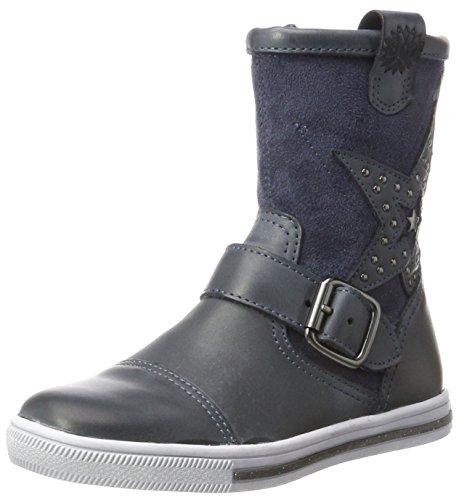 Braqeez Mädchen IGGY3 Stiefel, Blau (Navy), 29 EU