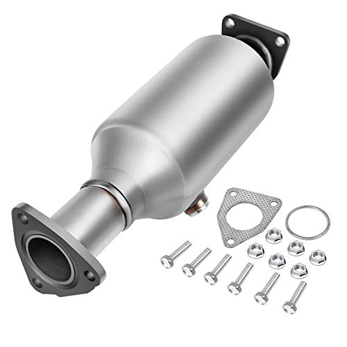 TED Direct-Fit Catalytic Converter Fits FITS 2004-2009 NISSAN QUEST//ALTIMA//MAXIMA 3.5L BANK 1 CATALYTIC CONVERTER
