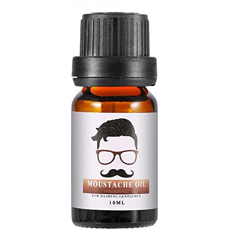 【Cadeau d'avril】Fournitures pour les cils, 10ml Men Beard Hair Moustache Care Grooming Styling Oil Hydratant