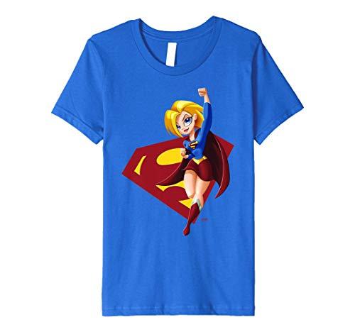 Kids DC Comics Super Hero Girls Supergirl Premium T-Shirt