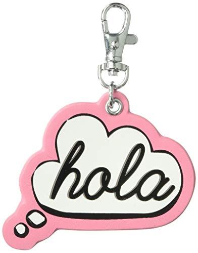 Kipling Damen Hola Handbag Charm Armband, weiß, Einheitsgröße