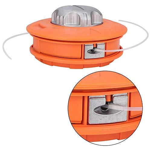 Tête de Débroussailleuse, Tête de Coupe-Bordure en Acier pour Outils de poteaux MTM et Baumr-AG