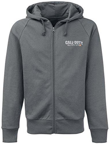 Hoodie 'Call of Duty : Black Ops III' - Skull Zipper - Taille XXL