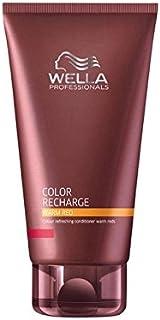 Wella Professionals Color Recharge Conditioner Warm Red (200ml) - ウエラ専門家のカラー再充電コンディショナー暖かい赤(200ミリリットル) [並行輸入品]