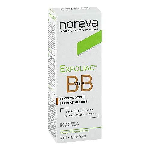 EXFOLIAC getönte BB-Creme dunkel 30 ml