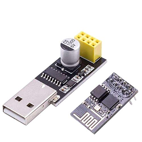 Amazon.co.uk - ESP8266 ESP-01 USB Serial Programmer with CH340 (with ESP-01 Board)