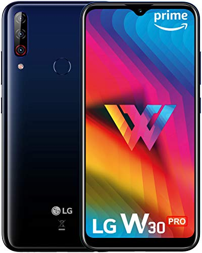 LG W30 PRO (Midnight Blue, 4GB RAM, 64GB Storage, SD 632)
