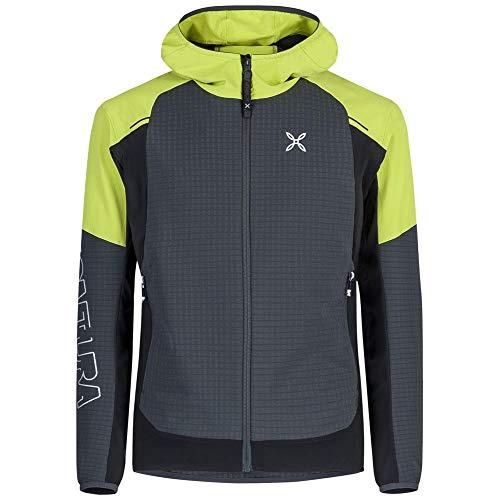 MONTURA Giacca Uomo Antivento Wind Revolution Hoody Jacket (S)