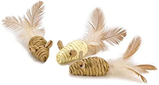 Petface Catkins Mini Mice Tails Toy 3 Pack
