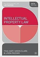 Intellectual Property Law (Palgrave Law Masters) by Tina Hart Simon Clark Linda Fazzani(2013-08-23)