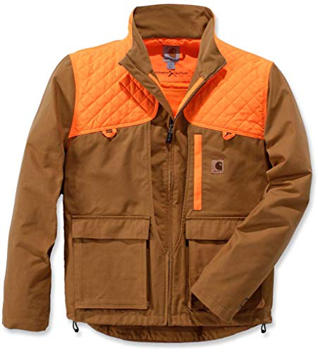 Carhartt Men's 102801 Upland Field Vest - Medium - Carhartt Brown