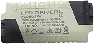 ouying1418 Dimmable LED Light Lamp Driver Transformer Power Supply 6/9/12/15/18/21W