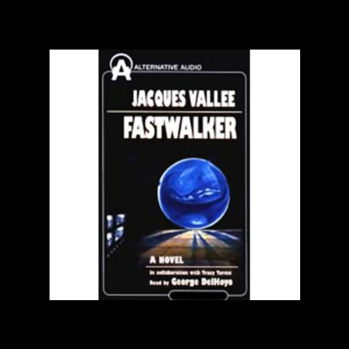 Fastwalker audiobook cover art