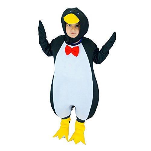 SEA HARE Pingüino Niños Animal Lindo Disfraces (L:10-12 años)