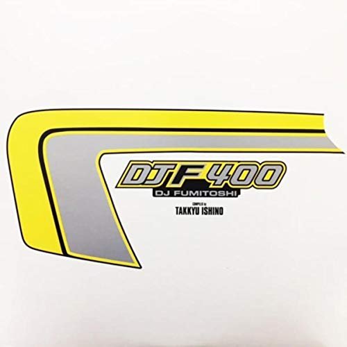 Takkyu Ishino - DJF 400