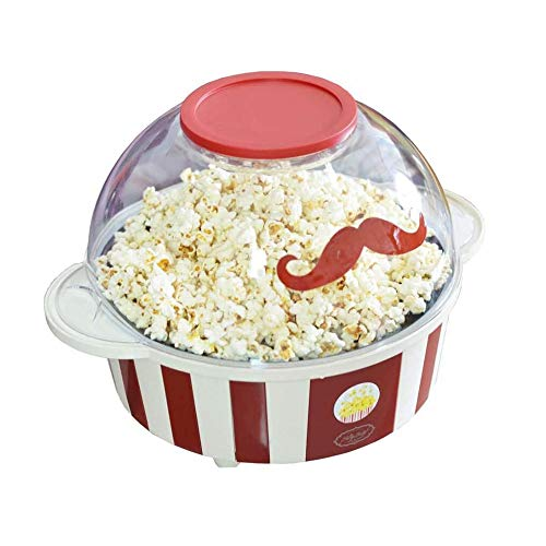 Great Deal! SMLZV Non-stick Coating Popcorn Machine for Home,No Oil Needed Popcorn Maker,Healthy Hot...