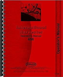 International Harvester 656 Tractor Operators Manual