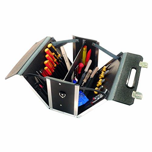 Bernstein Werkzeug GmbH 5600 Elektriker-Werkzeugkoffer MULTI mit 42 Werkzeugen