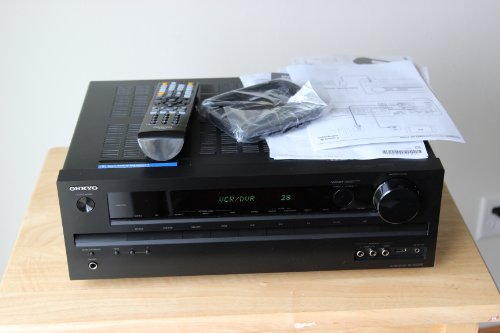 Best Review Of Onkyo HT-R2295 7.1-Channel Home Theater Receiver with USB for iPod/iPhone