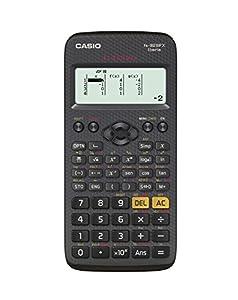 CASIO FX-82SPX - Calculadora científica, recomendada para el curriculum español, 294 funciones, color gris