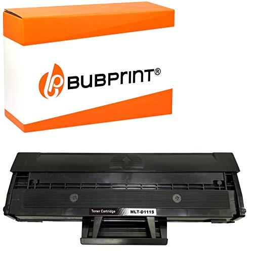 Bubprint XXL Toner 3X mehr Inhalt kompatibel für Samsung MLT-D111S für Xpress M2020 M2020W M2021W M2022 M2022W M2026 M2026W M2070F M2070W M2070FW