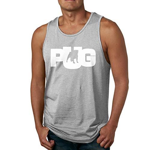Abigails Home T-Shirts de Sport en Plein air(3XL,Gris)