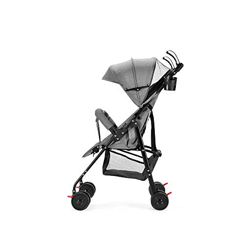 For Sale! Baby cart Ultra-Lightweight Can sit Reclining fold Simple Breathable Detachable handrail S...