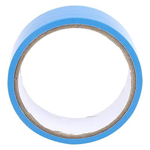 Qqmora Cinta Adhesiva de Sellado 4 tamaños Protección de neumáticos Robusta Almohadilla de Tubo de neumático de Bicicleta Forro de vacío para Entretenimiento en el hogar para(31mm)