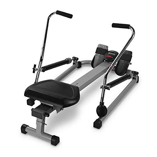 jooe Vogatore Professionale Allenamento Indoor Rower Resistenza Idraulica Fitness Rotazione Bidirezionale di 360°