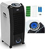 3in1 Aircooler | Mobile Klimaanlage | Klimagerät | Klima Ventilator mit Fernbedienung | Luftreiniger | Luftkühler | Luftbefeuchtung | Klima Anlage | Air Cooler | 3 Geschwindigkeitsstufen | Timer |