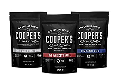 Parent - Trio from Cooper's Cask Coffee