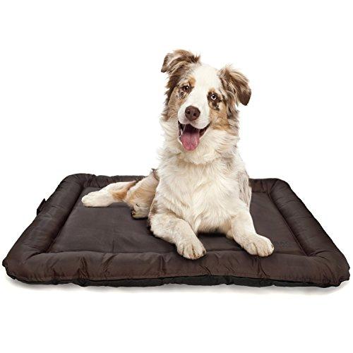 Lazy Bag Hundebett Indoor und Outdoor Hunde-Kissen Hunde-Körbchen; Schlafplatz für Hund & Katzen; Größe XXL (115 x 80 cm)