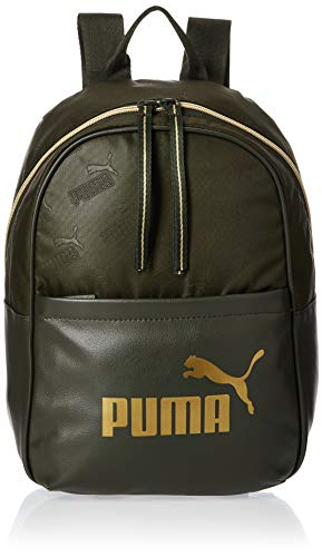 PUMA Damen Rucksack WMN Core Up Backpack 077386 Forest Night One Size