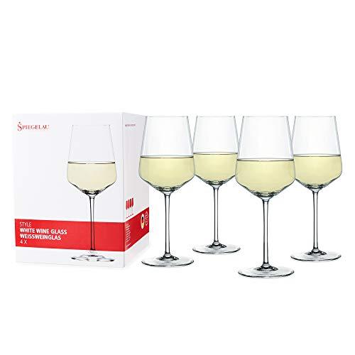Spiegelau & Nachtmann, Bicchieri da Vino e Decanter Serie, Style Vino Bianco