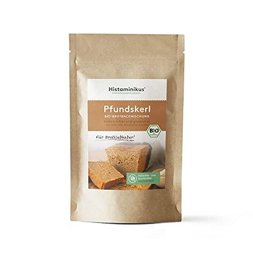 Bio-Pfundskerl dunkle Brotbackmischung | histaminfrei, glutenfrei | hergestellt in DE