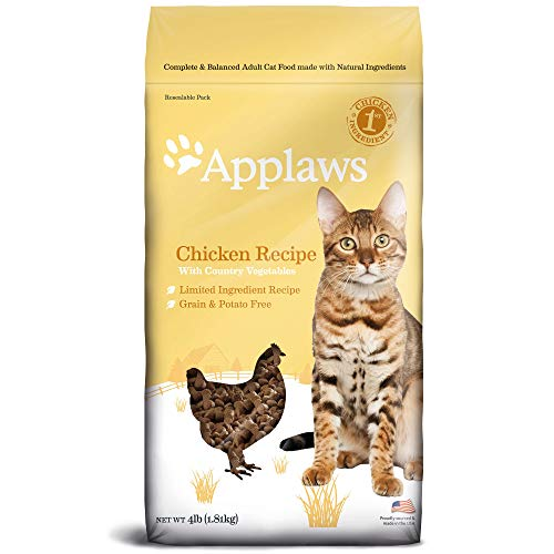 Applaws Grain Free Chicken with Country Vegetables Dry Cat Food