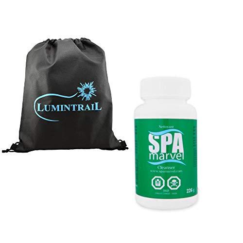 SPA Marvel Hot Tub Spa Cleanser 8 oz Deep Spa/Hot Tub Plumbing & Equipment Cleaner