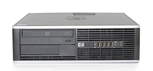 HP - Desktop usato 8100 SFF Intel Core i7-860 2.80 GHz 8GB Ram 500GB HDD Win 10 Pro (Ricondizionato)