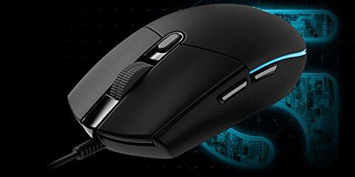 『Logitech G102 IC PRODIGY ゲーミングマウス オプティカル 6,000DPI, 16.8M Color LED Customizing, 6 Buttons -Bulk Package- [並行輸入品]』の1枚目の画像