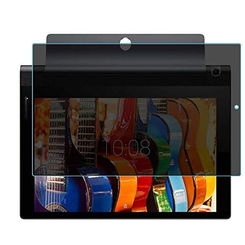 Vaxson Protector de Pantalla de Privacidad, compatible con Lenovo YOGA Tab 3 10 X50F 10' [no vidrio templado] TPU Película Protectora Anti Espía