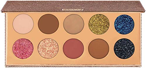 Dose of Colors - Desi x Katy Eyeshadow Palette Friendcation by Dose of Colors