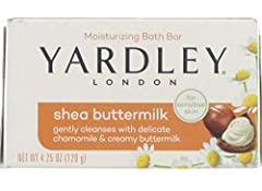 Yardley London continues William Yardley 's 17th century tradition - creating fine luxury soaps using the freshest ingredients and fragrances inspired by nature Enjoy the experience The country of origin is USA