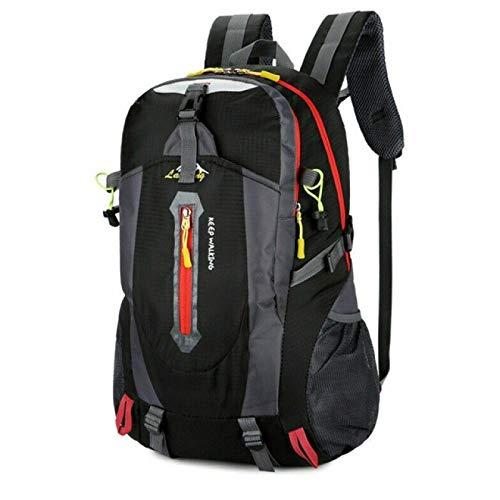Wasserdichter Rucksack Wandern Radfahren Klettertaschen Reisen Outdoor-Tasche Anti-Diebstahl-Sporttasche Camping 40L